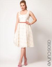 ASOS Curve   ASOS CURVE Exclusive Premium Prom Dress at ASOS