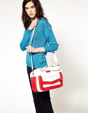 Image 3 of ASOS Punchout Boxy Bag