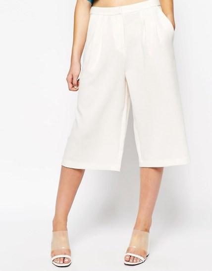 Image 4 ofFirst & I Wide Leg Culotte