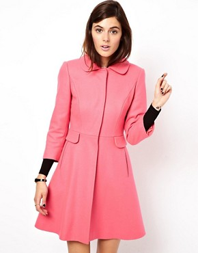 Image 1 of ASOS Dolly Coat