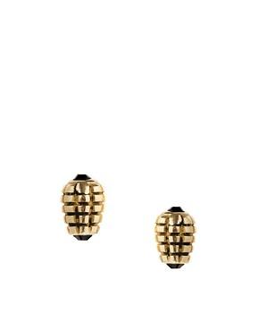 grenade earrings