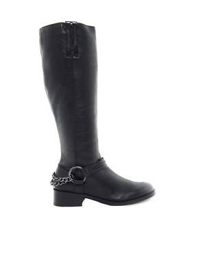 Image 1 of Carvela Leather Paula Boots