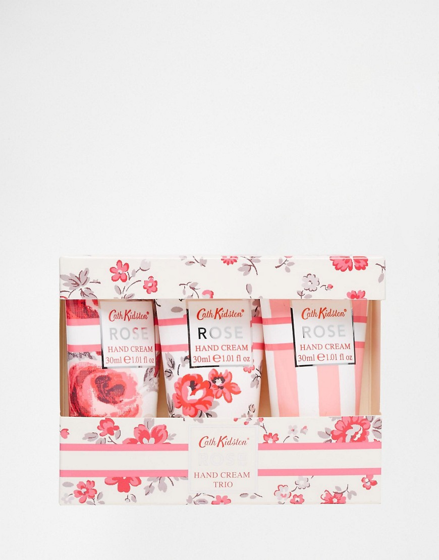 Cath Kidston Hand Cream Trio 100 Cheap Thoughtful Gift Ideas For Her Under £20