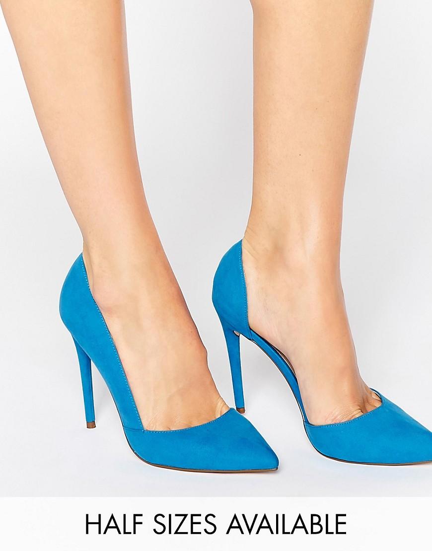 Image 1 ofASOS PALMA Pointed High Heels