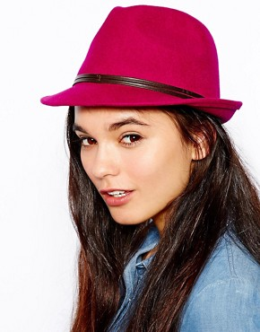 Esprit Wisen Trilby Hat