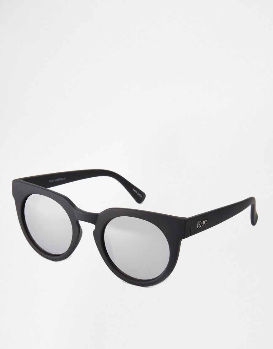 Image 1 of Quay Australia Class of 89 Round Mirror Lens Sunglasses