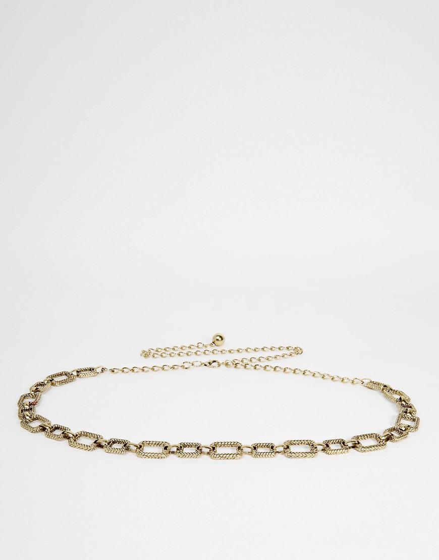 Image 1 of New Look Gipsy Chain Belt