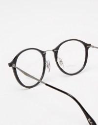 Ray-Ban | Ray-Ban  Brille mit runden, optischen Glsern ...