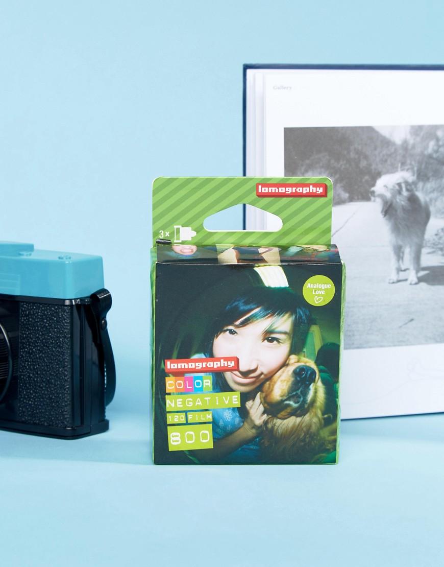 Lomography - Farbnegativfilm 800/120, 3 Stück - Mehrfarbig Lomography Horizon Perfekt Lomography Horizon Perfekt image1xxl
