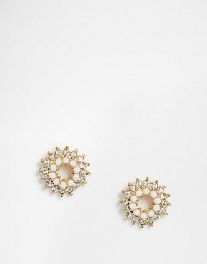 Image 1 of Johnny Loves Rosie Stud Earrings