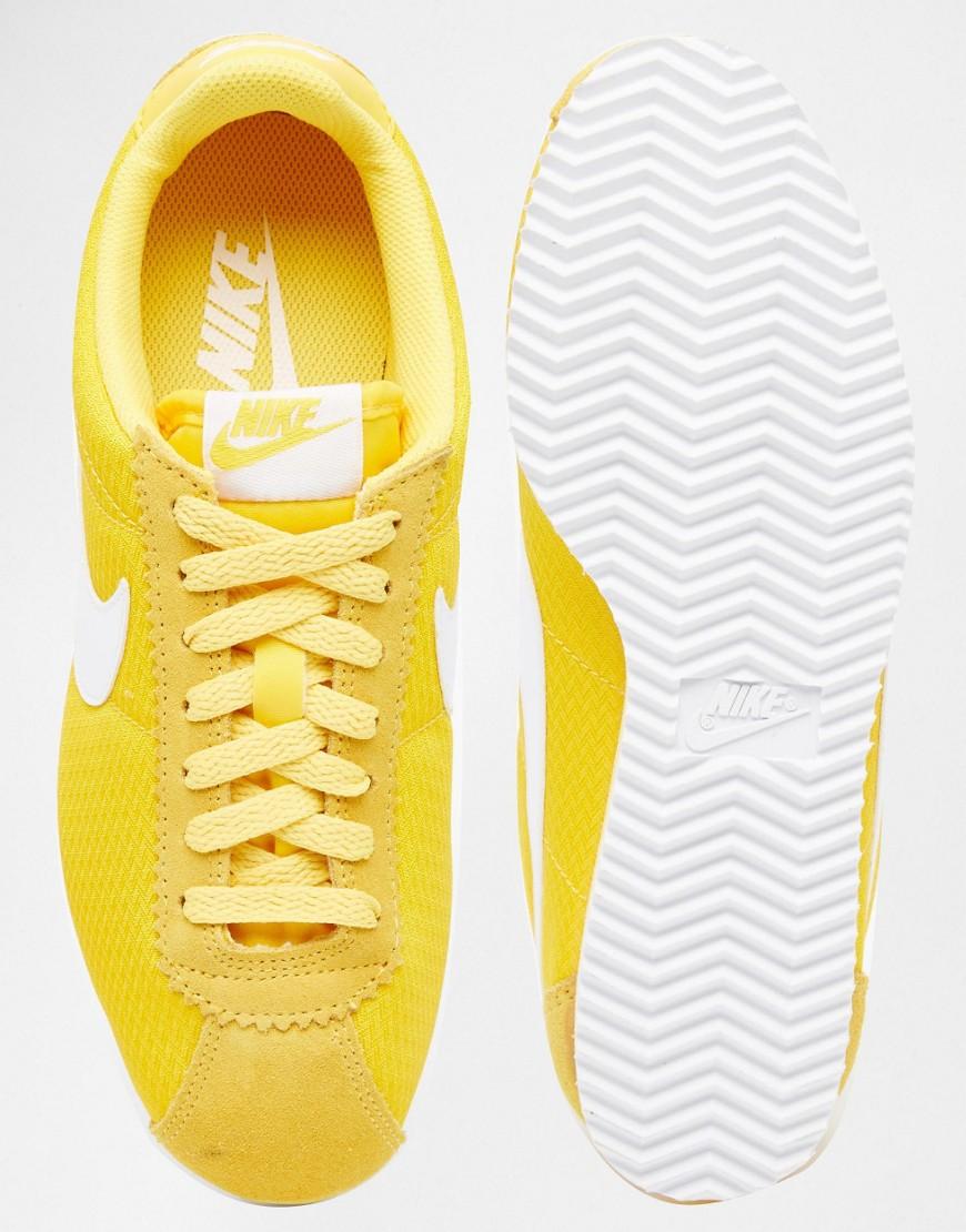 Asos NC Yellow