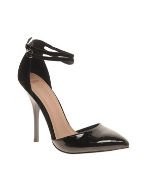 Image 1 of ASOS PRIOR Pointed High Heels