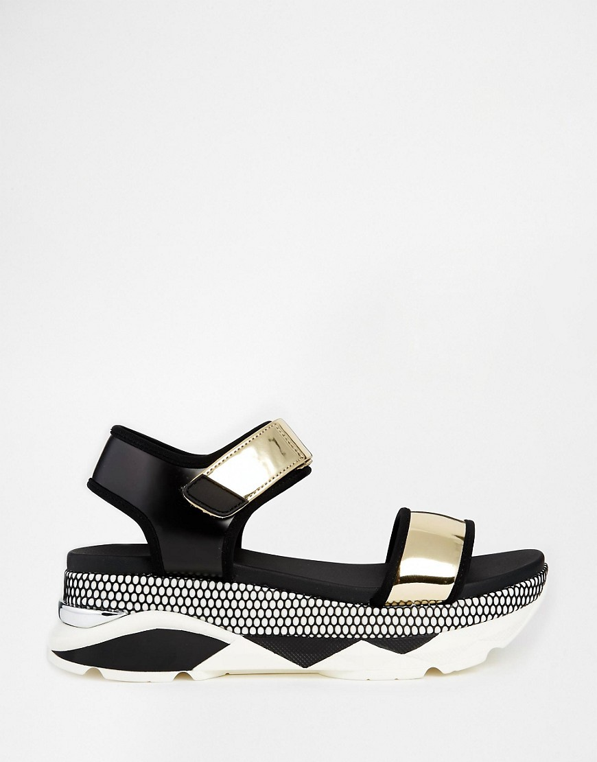 Image 3 of ALDO Zarella Active Footbed Sole Flat Sandals