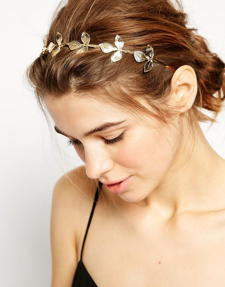 Image 1 of ASOS Leaf Headband