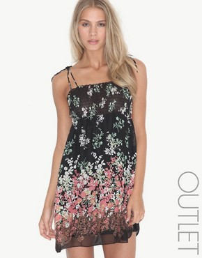Image 1 ofMax C London Country Garden Bandeau Dress