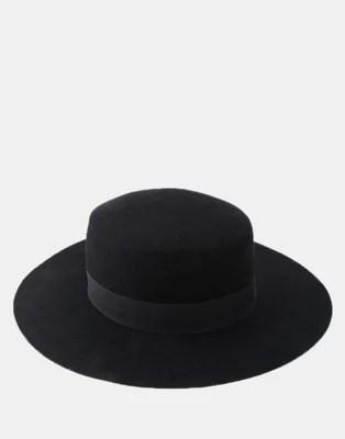 Formation Wide Brim Black Hat 38d69fd4907
