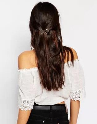 designb london gold infinity hair