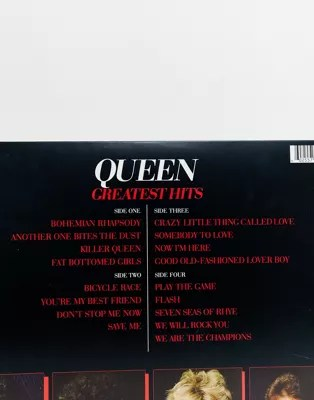 Queen A Day At The Races Titres : queen, races, titres, Queen, Greatest, Album, Vinyl, Record