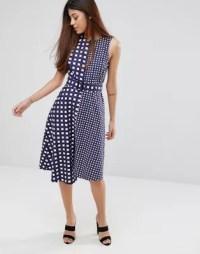 Warehouse Gingham Dress | ASOS