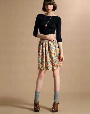 Poppy Valentine Skirt Available from ASOS