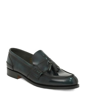 Grenson Rose Best Of British Tassel Loafers
