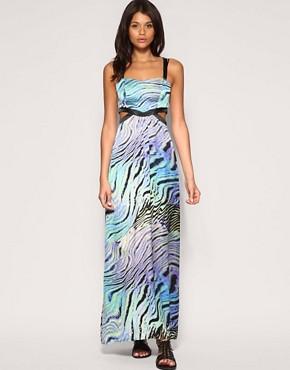 ASOS Odyssey Print Maxi Dress