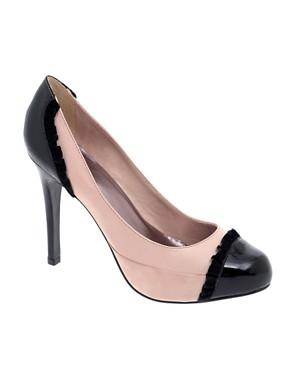 Faith Clarency Heeled Shoe