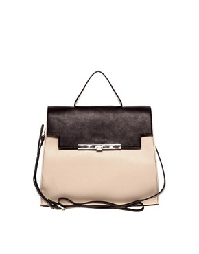 Image 1 of Fiorelli Floris Color Block Lady bag