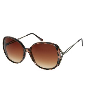 Image 1 of Jeepers Peepers Metal Arm Sunglasses