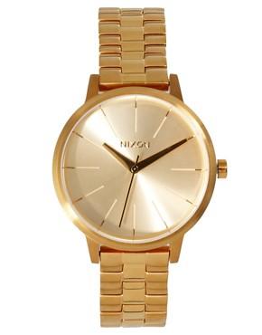 Image 1 ofNixon Gold Bracelet Watch
