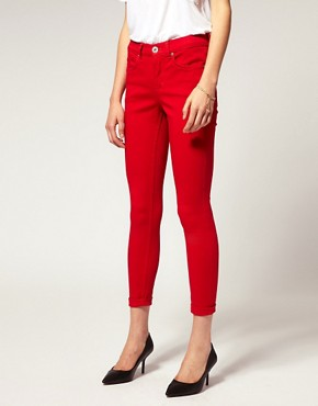 lovely red pants
