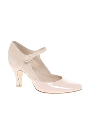 Image 1 of Repetto Gitane Heeled Mary Jane Shoes
