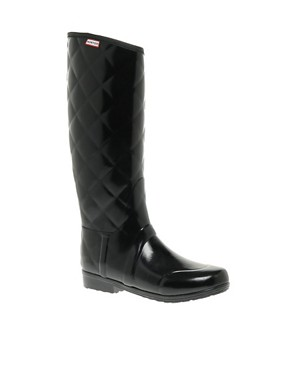 Image 1 of Hunter Regent Savoy Wellington Boot