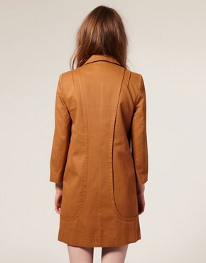 Image 2 of ASOS Summer Trench