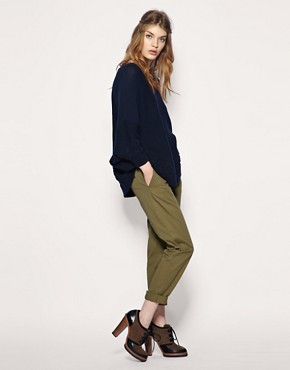 Image 1 of ASOS Chino Trousers