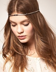Libertie Is My Religion Jewel Headband
