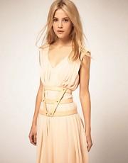 ASOS 3 Strap Pastel Harness Belt