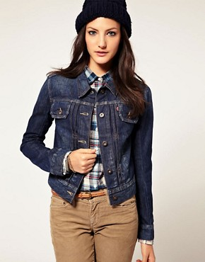 Image 1 of Levi's Classic Denim Jacket