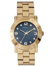 Marc by Marc Jacobs Navy Dial Watch