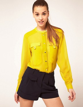 Image 1 of ASOS Utility Blouse