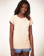 ASOS T-Shirt in Double Layer