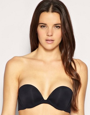Image 1 of Ultimo Miracle Strapless A-D Multiway Plunge Bra