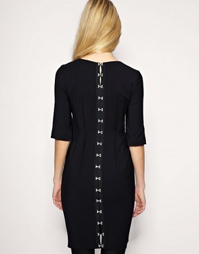 Image 2 of Whistles Celeste Dress With Back Detail