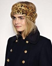 ASOS Fantasy Fur Headband