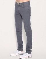 Monkee Genes Grey Skinny Jeans