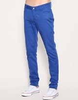 Monkee Genes Electric Blue Skinny Jeans