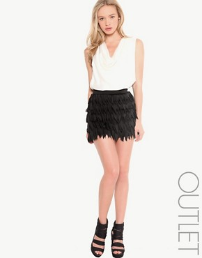 Image 1 of Rare Feather Skirt