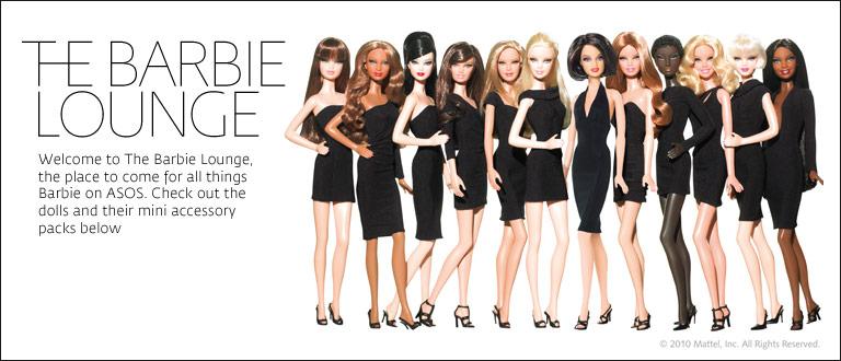 Barbie Lounge - Barbie - Barbie Doll - ASOS.com
