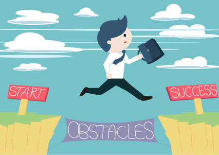 Image result for man jump from cliff illustration
