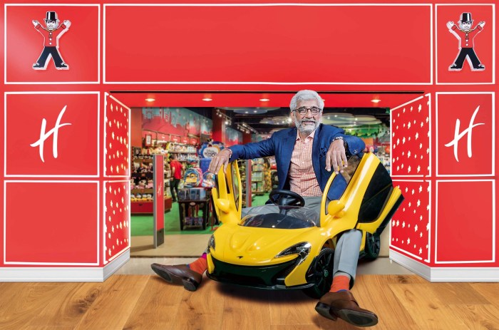 Why Hamleys Is Reliance S Preferred Toy